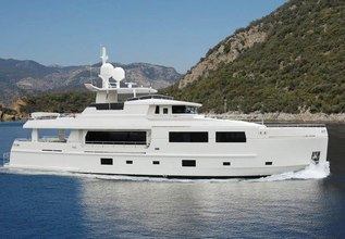 Serenitas Charter Yacht at Cannes Yachting Festival 2017