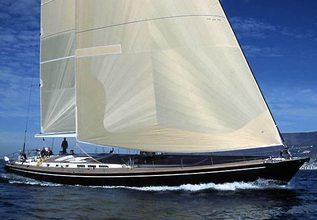 Early Purple II Charter Yacht at Palma Superyacht Show 2019