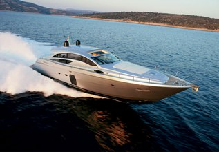 T2 Charter Yacht at East Med Yacht Show 2015