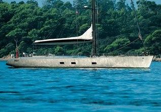 Dark Shadow Charter Yacht at MYBA Charter Show 2015