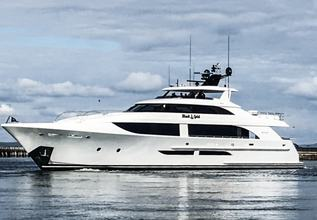 Dreams Charter Yacht at Palm Beach Boat Show 2019