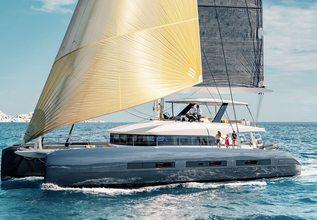 Joy Charter Yacht at Antigua Charter Yacht Show 2018