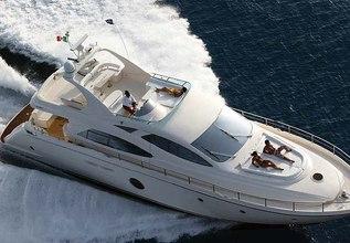 July Charter Yacht at Mediterranean Yacht Show 2017