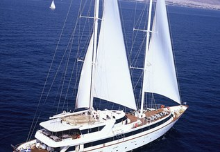 Pan Orama II Charter Yacht at East Med Yacht Show 2015