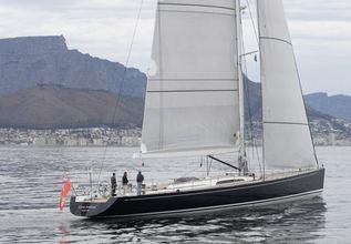 Cape Arrow Charter Yacht at Caribbean Superyacht Regatta 2013