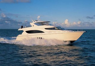 Knot Tide II Charter Yacht at Yachts Miami Beach 2017