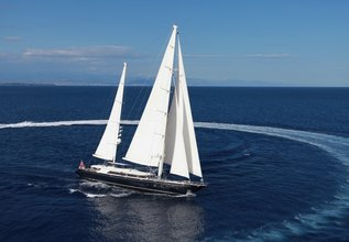 Silencio Charter Yacht at Fort Lauderdale Boat Show 2015