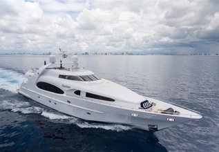 Grandeur Charter Yacht at Miami Yacht Show 2018