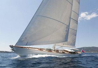 Aurelius 111 Charter Yacht at Antigua Charter Yacht Show 2017