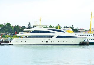 Skylight Charter Yacht at Cannes Yachting Festival 2018