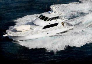 Spherefish Charter Yacht at Yachts Miami Beach 2017