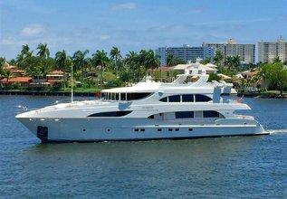 Kimberlie Charter Yacht at Dubai International Boat Show 2021