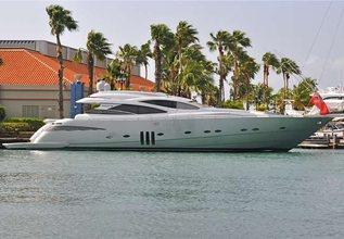 Rompemar Charter Yacht at Miami Yacht & Brokerage Show 2015