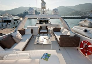 Fortuna Charter Yacht at SeaYou Yacht Sales & Charter Days 2019