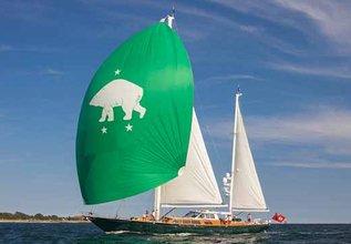 Keewaydin Charter Yacht at Palm Beach Boat Show 2013