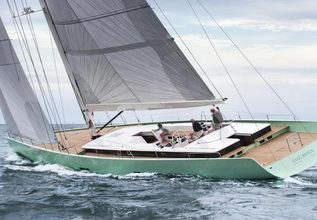 Cool Breeze Charter Yacht at Palma Superyacht Show 2017