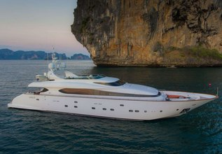 Aveline Charter Yacht at Thailand Yacht Show 2018