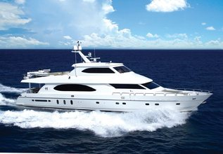 Tigers Eye Charter Yacht at Miami Yacht Show 2018