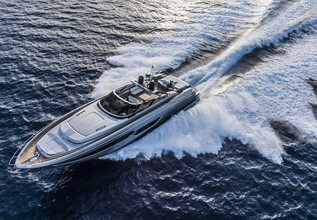 Bel Sogno Charter Yacht at Fort Lauderdale Boat Show 2019 (FLIBS)