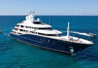 Aquila Charter Yacht at Antigua Charter Yacht Show 2019