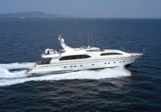 Grand Mariana IV Charter Yacht at Mediterranean Yacht Show 2016