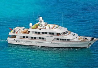 Monte Carlo Charter Yacht at Marmaris Yacht Charter Show 2017