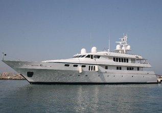 Tempo Charter Yacht at Monaco Yacht Show 2018