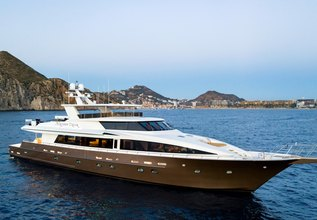 Northern Dream Charter Yacht at Palm Beach Boat Show 2014