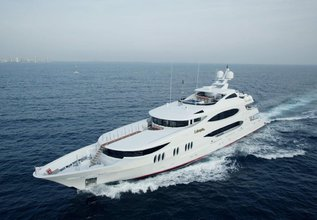 Lohengrin Charter Yacht at Fort Lauderdale Boat Show 2019 (FLIBS)