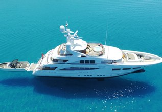 Snowbird Charter Yacht at Monaco Yacht Show 2018