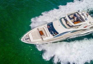 Persistence Charter Yacht at Fort Lauderdale Boat Show 2017