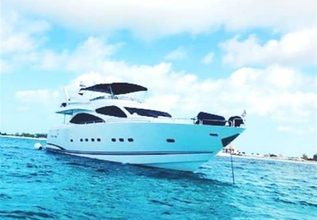 So What Who Cares Charter Yacht at Miami Yacht Show 2019