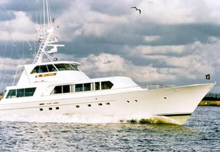 Impetuous Charter Yacht at Fort Lauderdale International Boat Show (FLIBS) 2021