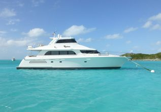Equinox Charter Yacht at Bahamas Charter Show 2020