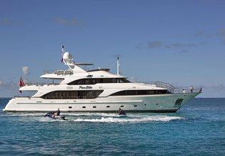 Believe Charter Yacht at MYBA Charter Show 2016