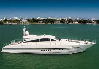 Ecj Luxe Charter Yacht at Fort Lauderdale Boat Show 2015