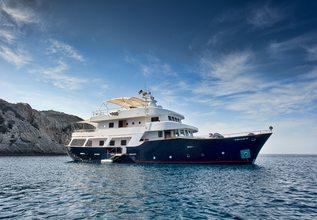 Semaya Charter Yacht at MYBA Charter Show 2017