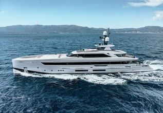 Bintador Charter Yacht at Monaco Yacht Show 2019