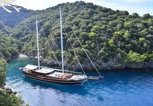 Lycian Queen Charter Yacht at TYBA Yacht Charter Show 2019