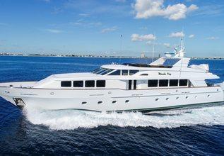Hog Heaven Charter Yacht at Miami Yacht Show 2019