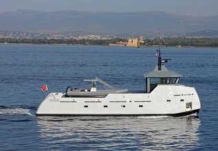 YXT One Charter Yacht at Monaco Yacht Show 2014