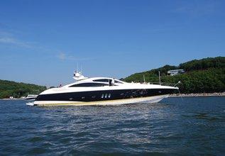 Impulsive Too Charter Yacht at Antigua Charter Yacht Show 2014