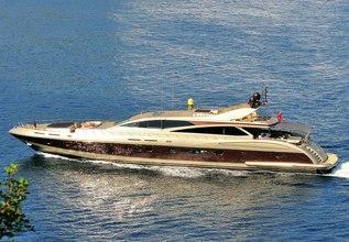 Genesis Charter Yacht at Festival de la Plaisance de Cannes 2013