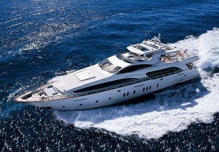 Exuma Charter Yacht at Fort Lauderdale Boat Show 2015