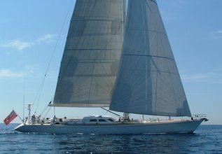 El Baile Charter Yacht at Palma Superyacht Show 2015