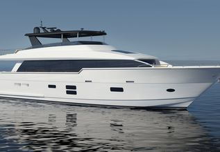 Surplus Lines Charter Yacht at Fort Lauderdale Boat Show 2019 (FLIBS)