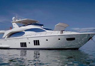 Viviannas Charter Yacht at Yachts Miami Beach 2017