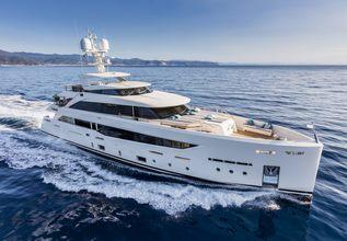 Serenity Charter Yacht at Dubai Boat Show 2016