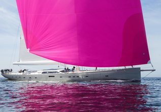 Pink Gin Charter Yacht at Monaco Yacht Show 2017