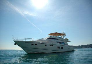D5 Charter Yacht at MIPIM 2014